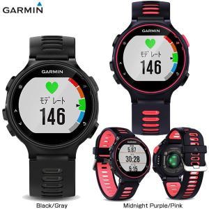 ガーミン(GARMIN)腕時計 ForeAthlete 735XT J フォアアスリート 010-01614 GPS フィットネスウォッチ【日本正規品】|lafitte
