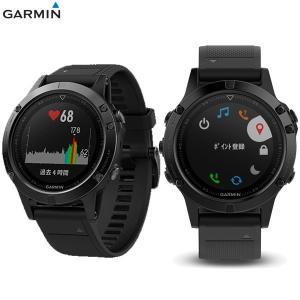 ガーミン(GARMIN)腕時計 fenix 5 Sapphire フェニックス5 010-01688 ランニングウォッチ 【日本正規品】ユニセックス|lafitte