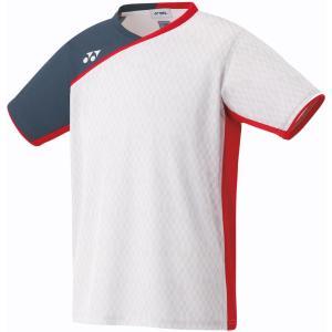 Yonex(ヨネックス) メンズ ゲームシャツ(フィットスタイル) バドミントン 10260-011 lafitte