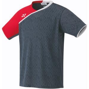 Yonex(ヨネックス) メンズ ゲームシャツ(フィットスタイル) バドミントン 10260-075|lafitte
