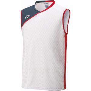 Yonex(ヨネックス) ゲームシャツ(ノースリーブ)メンズ バドミントン 10261-011 lafitte