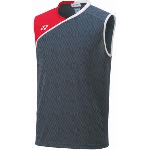 Yonex(ヨネックス) ゲームシャツ(ノースリーブ)メンズ バドミントン 10261-075 lafitte