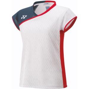 Yonex(ヨネックス) ウィメンズ ゲームシャツ (フィットシャツ) バドミントン ゲームシャツ・パンツ 20433-011 レディース lafitte