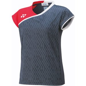 Yonex(ヨネックス) ウィメンズ ゲームシャツ (フィットシャツ) バドミントン 20433-075 レディース lafitte