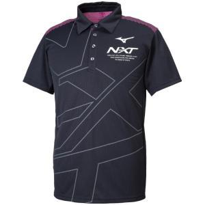 MIZUNO(ミズノ) N-XT ポロシャツ トレーニング アパレル ユニセックス 男女兼用 32JA927096|lafitte