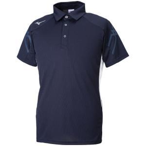 MIZUNO(ミズノ) MCL ポロシャツ トレーニング アパレル ユニセックス 男女兼用 32MA917014|lafitte