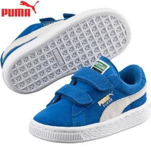 PUMA(プーマ) スウェード 2 ストラップ インファント...