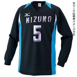 MIZUNO ミズノ ゲームシャツ(バレーボール) 59SV32492