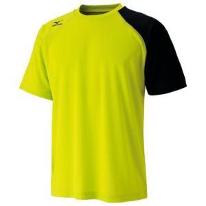大特価!MIZUNO ミズノ ドライサイエンス/Tシャツ(ラケットスポーツ) [ 62JA607037 ]|lafitte