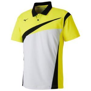 c6f98775526416 MIZUNO(ミズノ) ゲームシャツ テニス アパレル ユニセックス 男女兼用 62JA810301