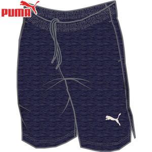 PUMA(プーマ) CUP スウェットハーフパンツ サッカー トレーニングウェア 656199-02...