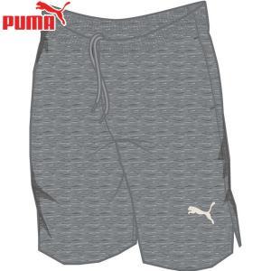 PUMA(プーマ) CUP スウェットハーフパンツ サッカー トレーニングウェア 656199-03...
