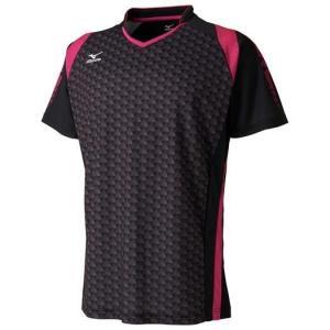 大特価!MIZUNO ミズノ ドライサイエンス/ゲームシャツ(ラケットスポーツ) 72MA700509 lafitte