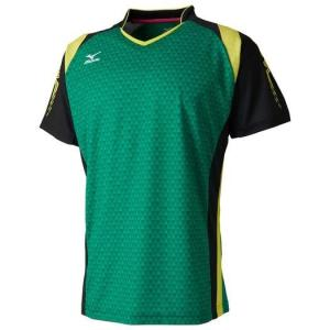 大特価!MIZUNO ミズノ ドライサイエンス/ゲームシャツ(ラケットスポーツ) 72MA700535 lafitte