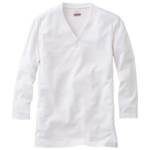 MIZUNO ミズノ ブレスサーモエブリ Vネック長袖シャツ(大きいサイズ) 75CM50102