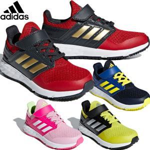 アディダス(adidas) キッズ ジュニア シューズ アディダスファイト EL K D98115 F36102 F36103 F36104(運動靴 子供靴 男の子 女の子 スニーカー)|lafitte