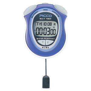 15FW SEIKO(セイコー) 時計/マルチスポーツ アルバピコ マルチタイマー ラベンダーブルー ( ADME002 )|lafitte
