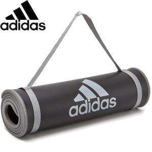 アディダス(adidas)トレーニングマット フィットネス・トレーニング ADMT-12235GR lafitte
