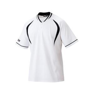大特価 アシックスベースボール(asics/野球) プラクティスシャツ BAD006-0190