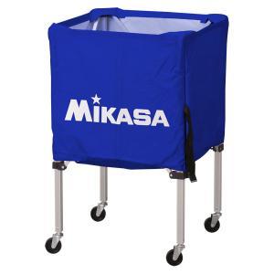 ミカサ(MIKASA) ワンタッチ式ボールカゴ3点セット(フレーム・幕体・キャリーケース) BCSP...