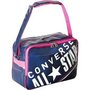 CONVERSE(コンバース) エナメルショルダー(L) マルチスポーツ バッグ C1612052-...