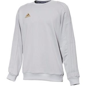 adidas(アディダス) mi TEAM18 スウェットトップ サッカー スウェット・トレーナー ...