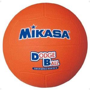 ミカサ(MIKASA) 教育用ドッジボール3号 ハントドッチ ボール D3-O