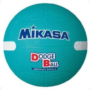 ミカサ(MIKASA) 教育用白線入りドッジボール3号 ハントドッチ ボール D3W-G