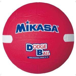 ミカサ(MIKASA) 教育用白線入りドッジボール3号 ハントドッチ ボール D3W-R