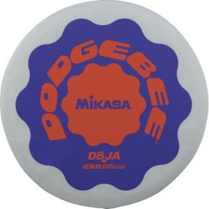 ミカサ(MIKASA) ドッチビー BL 25cm レクリエーション アクセサリー DBJA250BL