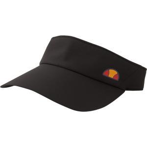 ellesse(エレッセ) フィットバイザー テニス 帽子 EAC1804-K
