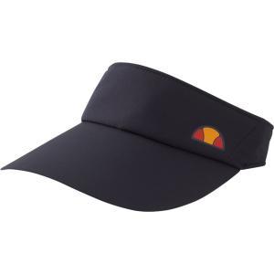 ellesse(エレッセ) フィットバイザー テニス 帽子 EAC1804-NY