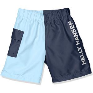 HELLY HANSEN(ヘリーハンセン)水着 スイムショーツ K Logo Beach Shorts ジュニア HJ72000-PH Lafitteラフィート PayPayモール店