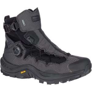 「THERMO ROGUE 2 BOA MID GORE-TEX」の最大の特徴とも言える、メレルとV...