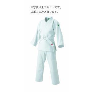 早川繊維工業(九櫻) (ズボンのみ)標準サイズ用大和錦柔道着・ズボン(JSYP5)