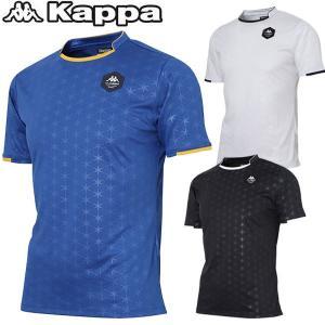 大特価35%OFF!19SS Kappa(カッパ)  SSプラクティスシャツ KF912TS23|lafitte
