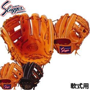 軟式用グラブ グローブ ベースボール 160cm〜170cm向き 品番:KSN-23MS LH(右投...