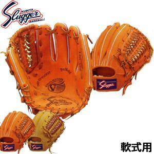 軟式用グラブ グローブ ベースボール 160cm〜170cm向き 品番:KSN-MS-1 LH(右投...