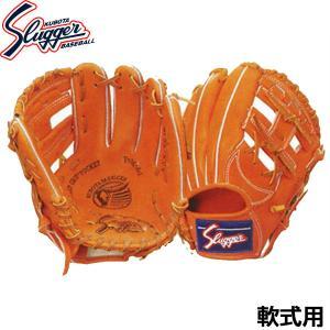 軟式用グラブ グローブ ベースボール 〜160cm向き 品番:KSN-SSJ3 LH(右投げ用) カ...