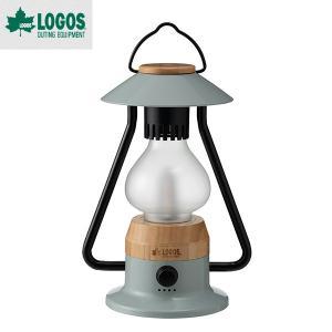 LOGOS ロゴス Bamboo モダーンランタン LEDランタン [74175015]