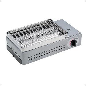 CAPTAINSTAG(キャプテンスタッグ) 炉端焼卓上カセットコンロ(M−6303) ( M630...