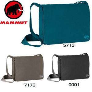 マムート MAMMUT トラベルアクセサリー Shoulder Bag Square (ショルダーバッグ スクエア) 2520-00560(8L) lafitte