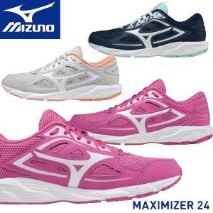 ミズノシューズ MIZUNO マキシマイザー19 レディース K1GA1701(01,55,59) MAXIMIZER 幅広ワイド
