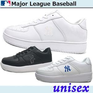 Major League Baseball(メジャーリーグベースボール) スニーカーシューズ 【ユニセックス】 [ MLB-1201 ] lafitte