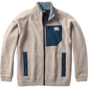 17FW canterbury (カンタベリー) スポーツ セーター(メンズ) RA47577-30|lafitte