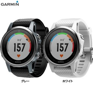 訳あり大特価!ガーミン(GARMIN)腕時計 fenix 5S フェニックス 010-01685 ランニングウォッチ 【日本正規品】ユニセックス|lafitte