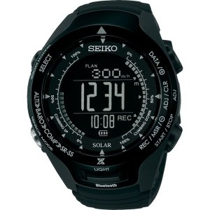 17SS SEIKO(セイコー)時計 プロスペックアルピニストブラック SBEL005|lafitte
