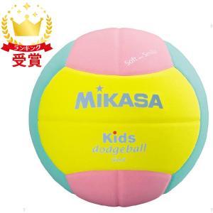 ミカサ(MIKASA) キッズドッジボール二号 YP ハントドッチ ボール SD20YP ジュニア ボーイズ