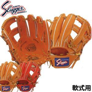 軟式用グラブ グローブ ベースボール 170cm〜向き 品番:KSN-25MS LH(右投げ用) カ...