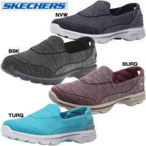 スケッチャーズ(SKECHERS) ゴーウォーク GO WALK3 レディース スニーカー スーパーソック3  14046 lafitte